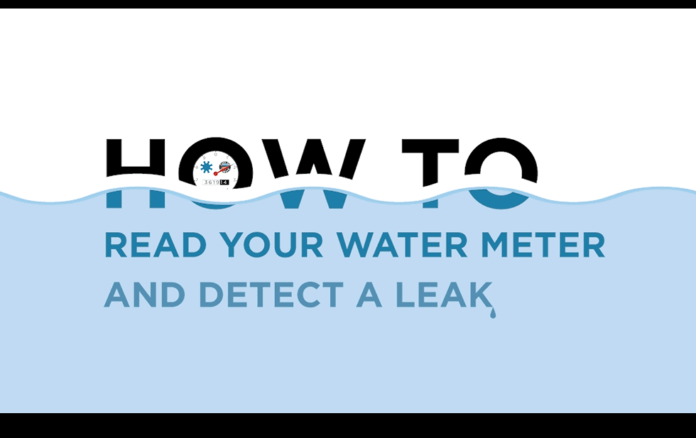 How to Read Your Water Meter Reader & Detect a Leak